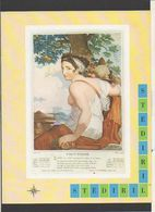 """Publicité Pharmaceutique Laboratoires Wyeth Byla / Calendrier Républicain Ou Révolutionaire """"Fructidor """" - Calendars"""