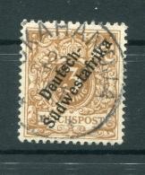 DSWA 5b FARBE Gest. 15EUR (74805 - Kolonie: Duits Zuidwest-Afrika
