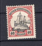 DSWA 17 LUXUS**POSTFRISCH (76067 - Kolonie: Deutsch-Südwestafrika