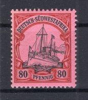 DSWA 19 LUXUS**POSTFRISCH (76071 - Kolonie: Deutsch-Südwestafrika