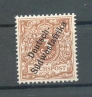 DSWA 5b LUXUS**POSTFRISCH 30EUR (70136 - Kolonie: Deutsch-Südwestafrika