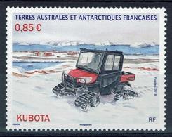French Antarctic (FSAT), KUBOTA, 2018, MNH VF - Ungebraucht