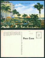 USA [OF #15613] - FLORIDA FL - TEA GARDEN AT THE BREAKERS PALM BEACH - Palm Beach