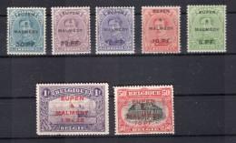 Eupen &Malmedy 1/7 LUXUS**POSTFRISCH 180EUR (75673 - Besetzungen 1914-18