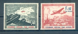 Frankreich FLUGMARKEN II/III LUXUS**POSTFRISCH 60EUR (73191 - Bezetting 1938-45