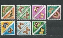 MALI  Scott J7-J20 Yvert Taxe 7-20 (14) ** Cote 12,40$ 1964 - Mali (1959-...)