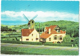 Wenduine. Moulin/Molen. Lot De 2 Cartes. - Wenduine