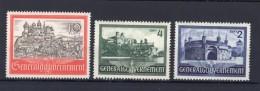 GG 63/65 SATZ**POSTFRISCH (73945 - Besetzungen 1938-45