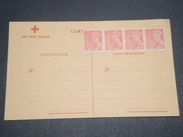 FRANCE - Carte Croix Rouge Non Voyagé , Prête à L 'emploi , Période 1940 - L 12116 - Marcophilie (Lettres)
