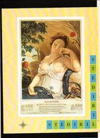 """Publicité Pharmaceutique Laboratoires Wyeth Byla / Calendrier Républicain Ou Révolutionaire """" Messidor """" - Calendriers"""