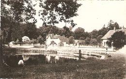 Carte De L'Oise, La Croix-Saint-Ouen (60), étang De Périne, Auberge De La Jeunesse, éd. Laurent 7, Vierge, Bon état - France