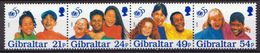 Gibraltar MNH Set - Childhood & Youth