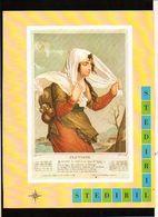 """Publicité Pharmaceutique Laboratoires Wyeth Byla / Calendrier Républicain Ou Révolutionaire """" Pluviose """" - Calendriers"""