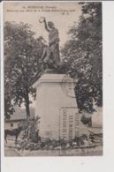 CPA - MERIGNAC - Monument Aux Morts De La Grande Guerre 1914 1918 - Merignac