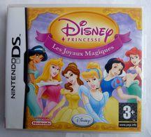 JEU NINTENDO DS DISNEY PRINCESSE - Les Joyaux Magiques - Nintendo Game Boy