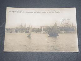 TURQUIE - Carte Photo De Constantinople En 1920 - L 12128 - Turchia
