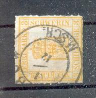 Mecklenburg-Schwerin 7I Tadellos Gest. 150EUR (A4713 - Mecklenburg-Schwerin