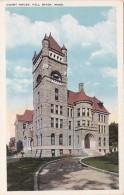 Massachusetts Fall River Court House