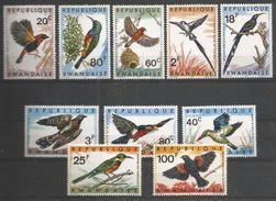 RWANDA - MNH - Animals - Birds - Oiseaux