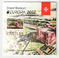 Malta / Malte 2017 MH/booklet EUROPA ** - 2017