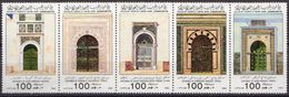 Libya MNH Set - Architecture