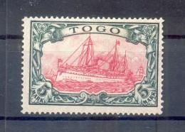 Togo 23IIA LUXUS* 220EUR (F1629 - Colonie: Togo