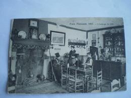 Luik - Liege // Exposition 1905? Foire Flamande 1905 // Auberge De 1830 (animee) Used 190? - Liege