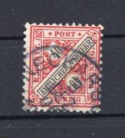 Württemberg 216b FARBE Gest. BPP 40EUR (74869 - Wuerttemberg