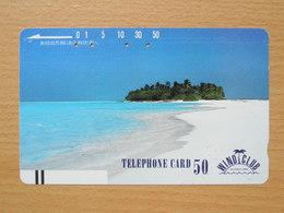 Japon Japan Free Front Bar, Balken Phonecard - / 110-6304 / Wind Club - Japan