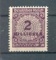 DR-Infla 315b FARBEN** BPP 100EUR (07105 - Duitsland