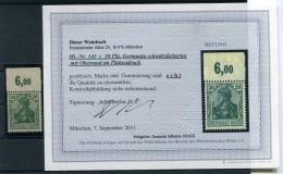 DR-Infla 143c POR OBERRAND**POSTFRISCH BPP Befund 350EUR (Z9383 - Infla