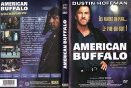 DVD AMERICAN BUFFALO D Hoffman  Etat: TTB Port 110 Gr Ou 30gr - Action, Adventure