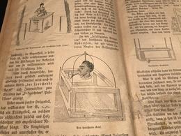 UNIVERSUM - 1880-1890 - Altes Buch - Livres, BD, Revues