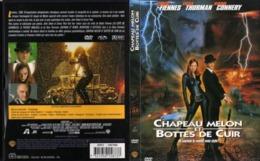 DVD CHAPEAU MELON ET BOTTES DE CUIR Avec Sean Connery  Etat: TTB Port 110 Gr Ou 30gr - Action, Adventure