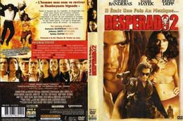 DVD DESPERADO 2 Avec Antonio  Banderas Et Johnny Deep  Etat: TTB Port 110 Gr Ou 30gr - Action, Adventure