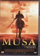 DVD Vf Musa Princesse Du Desert  Etat: TTB Port 110 Gr Ou 30gr - Action, Adventure