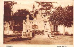 Assche - Monument - Asse