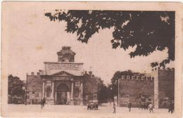 A127 ROMA PORTA PIA ANIMATA 1923 - Roma