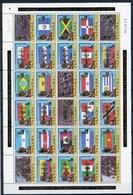 Panama ZD Bogen MiNr. 1398-27 Postfrisch/ MNH Olympia 1980 (Oly5245 - Panama
