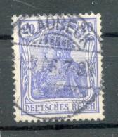 DR-Germania 72b FARBE Gest. BPP 100EUR (G7707 - Deutschland
