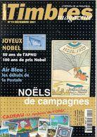 Timbres Magazine N° 19. Décembre 2001 - Français (àpd. 1941)