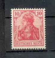 DR-Germania 86Ia FARBE**POSTFRISCH BPP 60EUR (71076 - Ungebraucht