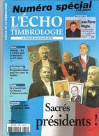 L'écho De La Timbrologie N° 1752 N° Spécial. Mai 2002 - Français (àpd. 1941)