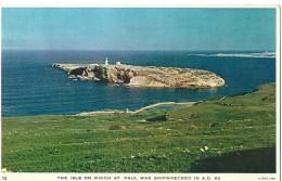 Malta - The Isle On Wich St Paul Was Shipwrecked In A.D.  60 - Raphael Tuck & Sons - Malta