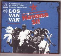 CD Havana Si CUBA Los Van Van 2 Cd ( état TTB (port Poste 150 Gr) - Musiques Du Monde