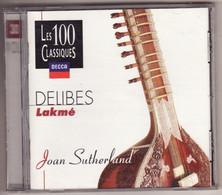 CD DELIBES LAKME  Etat: TTB Port 110 Gr Ou 30gr - Musiques Du Monde