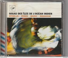 Cd Musique De L Océan Indien Reunion Maurice Madagascar  Etat: TTB Port 110 Gr Ou 30gr - World Music