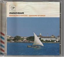 Cd Musique De Zanzibar   Etat: TTB Port 110 Gr Ou 30gr - Musiques Du Monde