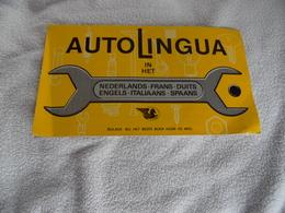 Autolingua Bijlage Bij Het Beste Boek Van De Weg - Prácticos