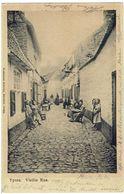 YPRES - Vieille Rue - Dentellière - Ieper